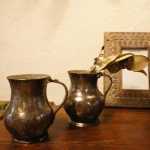 古い銅のポット|abracadabra