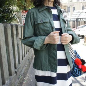 USA ファティーグシャツジャケット abracadabra