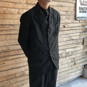 LOLO (ロロ)  タイプライターインテージジャケット ブラック abracadabra