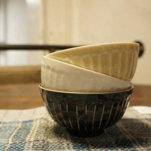 美濃焼 ソギ茶碗 3色|abracadabra