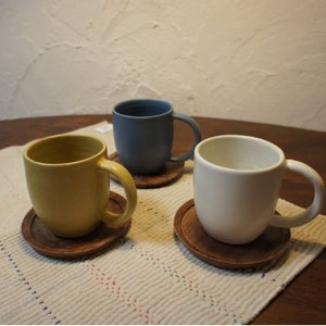 ストーンウェア マグカップ 全3色|abracadabra
