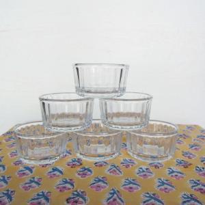 PASABAHCE ガラスラメキンスフレカップ|abracadabra