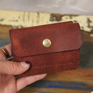 SARANAM(サラナン) NEWコンパクト3つ折り財布 RENGA|abracadabra