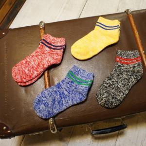 H FOOTWEAR COTTON  PLAGE スクールソックス 全4色|abracadabra