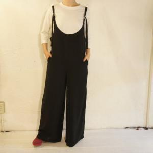 Topanga Fashion キャミソールサロペット|abracadabra