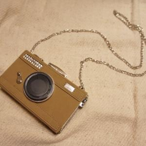 TOPANGA Bag カメラクラッチバッグ ベージュ|abracadabra