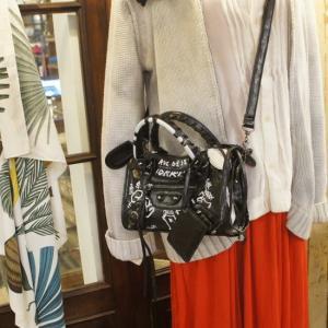TOPANGA Bag グラフィティバッグ Small|abracadabra