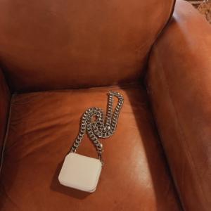 TOPANGA Bag キャッシュレスバッグ ホワイト|abracadabra