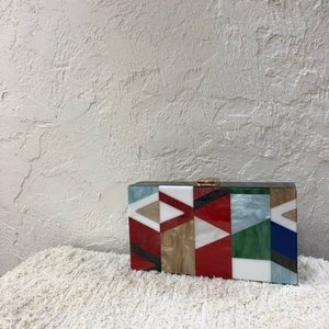 TOPANGA Bag ボックスバッグ マルチ|abracadabra