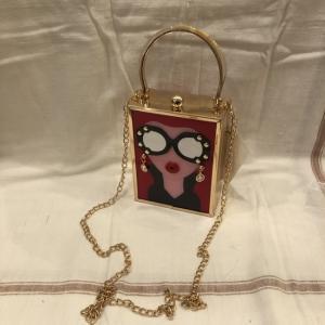 TOPANGA Bag ボックスバッグ Paris Madam|abracadabra
