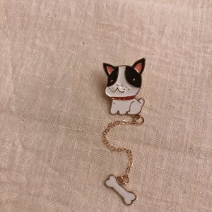 TOPANGA Accessory ピンブローチ dog|abracadabra