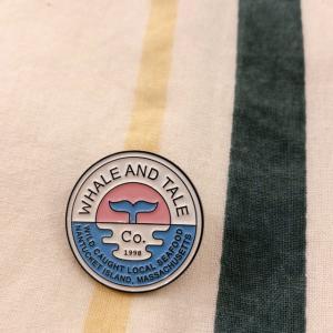 TOPANGA Accessory ピンブローチ Whale&Tale|abracadabra