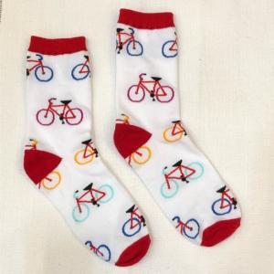 TOPANGA SOCKS  自転車ソックス|abracadabra
