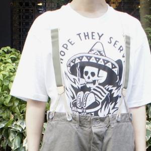 ハンドプリントTシャツ タコス|abracadabra