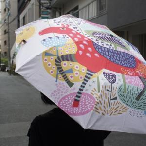 TOPANGA FASHION Girl&Pony 自動開閉折りたたみ傘|abracadabra