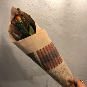TOPANGA DRY FLOWER ROSE ¥1500|abracadabra