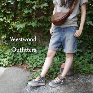 Westwood Outfitters Japan ヴィンテージニーショーツ インディゴブルー|abracadabra