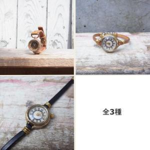 ArtyArty Japan ハンドメイドウォッチ no56/no63 約1ヶ月でお届け|abracadabra