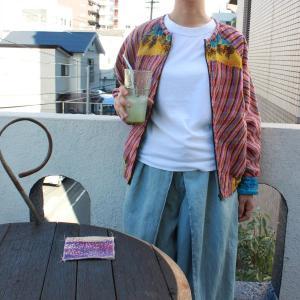 ヴィンテージラリーキルトボンバージャケット 全2種|abracadabra