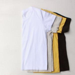 ふわふわ天竺半袖Tシャツ 全4色|abracadabra