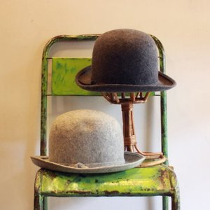 Italian Hat Company ウールボーラーハット 全2色 abracadabra