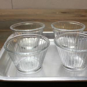 PASABACHE ガラスプディングキャラメルカップ 178cc|abracadabra