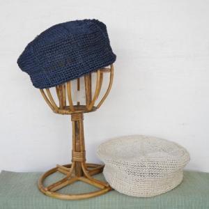 ファーシル サマーベレー帽 全2色|abracadabra