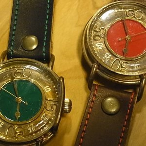 ArtyArty Japan Y/ipsolon Metro メトロ手作り腕時計 全2色|abracadabra