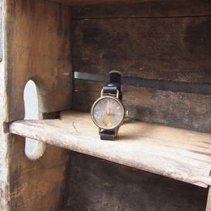 ArtyArty Japan misa no56ss 手作り腕時計 全2色|abracadabra