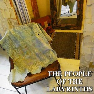 THE PEOPLE OF THE LABYRINTH Holland ハンドダイ&ハンドプリントレザー/ILLUSION|abracadabra