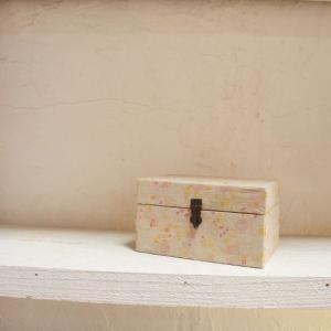 オールドサリーボックス ベビーピンク|abracadabra