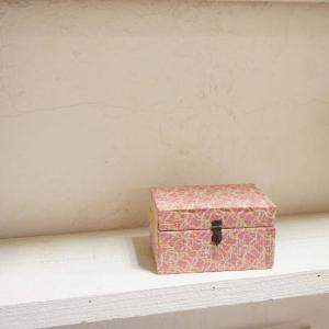 オールドサリーボックス ピンク|abracadabra