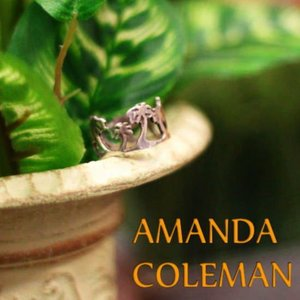 AMANDA COLEMAN(アマンダコールマン)ヤシ木シルバーリング|abracadabra
