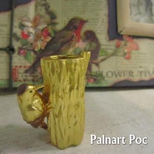 Palnart Poc パルナートポック 一輪挿し キツツキ|abracadabra