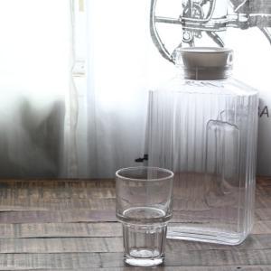 豊かな食卓のガラスのウォーターピッチャー 2L|abracadabra