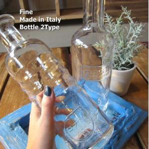 Fine ガラスボトル2タイプ|abracadabra