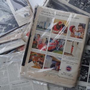 LIFE OLD PAPER 100枚セット|abracadabra