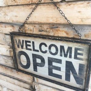 オールドニュー Open&ClosedサインA|abracadabra