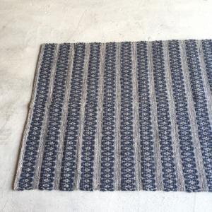 ブルーバレー・ラグ 95×155cm abracadabra