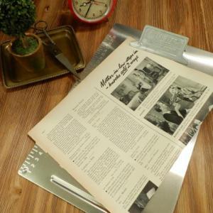 SIZE W22xL34cm  MATERIAL スチール、真鍮  DULTONのオシャレな クリッ...