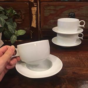 カップ&ソーサー Coffee 180ml|abracadabra