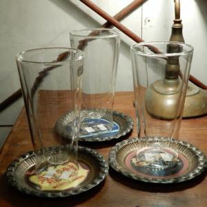 ダブルウォールガラスタンブラー 320ml|abracadabra