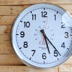 Wall Clock Bristol S-51|abracadabra