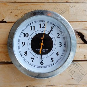 Wall Clock Northrop G-22|abracadabra