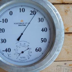 Thermo-hygrometer Northrop GT-22|abracadabra