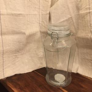 ガラスジャーAmy 3.3L|abracadabra
