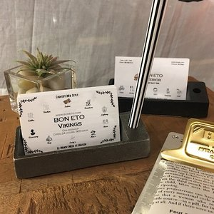 Name card & pen holder 全2種|abracadabra