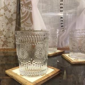 Marguerite Glass Tumbler 280ml|abracadabra