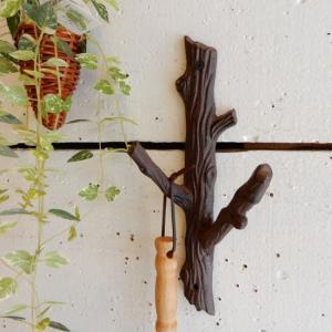木の枝フック Lサイズ|abracadabra