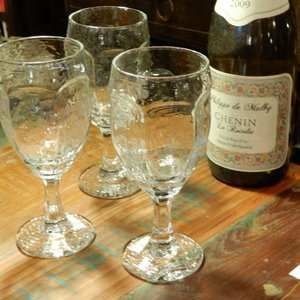 Libbey シバリー ワイングラス 237cc abracadabra
